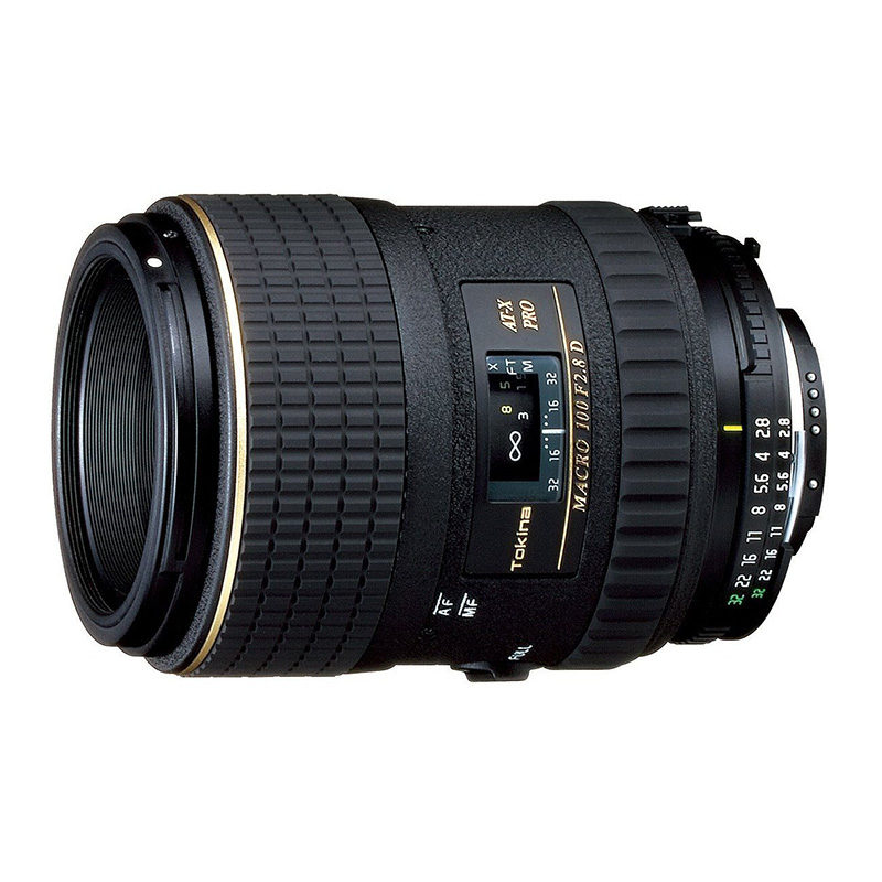 Foto van Tokina AT-X M 100mm f/2.8 AF Pro D Macro Canon objectief
