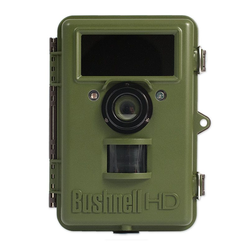 Bushnell Natureview Cam HD MAX Close Focus + LCD Olive