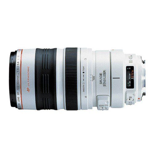 Canon EF 100-400mm f/4.5-5.6L IS USM objectief