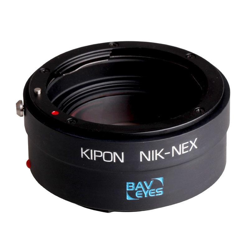 Foto van Kipon Baveyes Optic Adapter (Nikon naar Sony NEX)