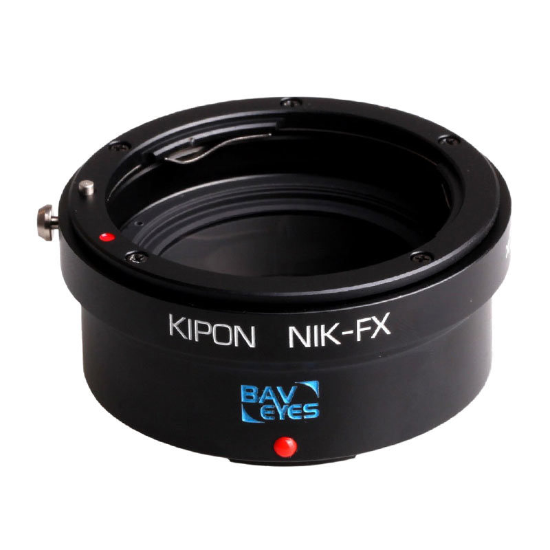 Foto van Kipon Baveyes Optic Adapter (Nikon naar Fuji X)