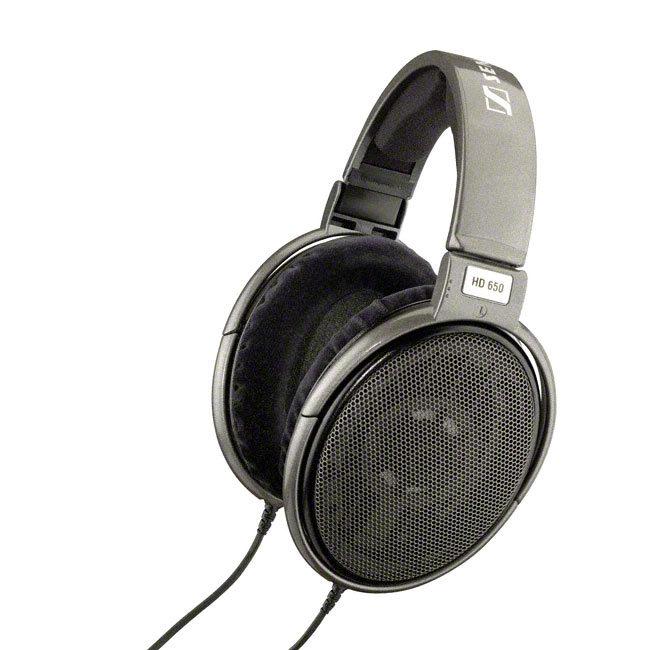 Foto van Sennheiser HD 650 Over-Ear koptelefoon