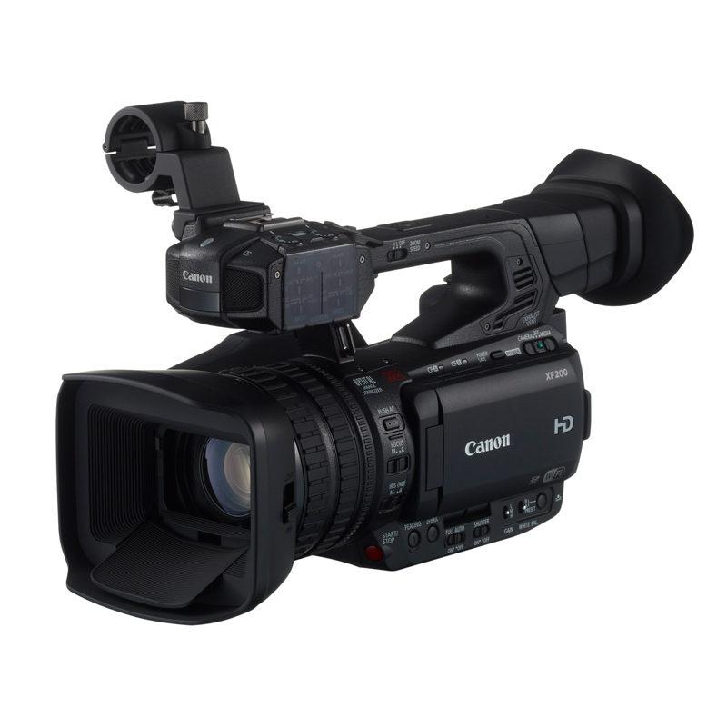 Canon XF200 videocamera