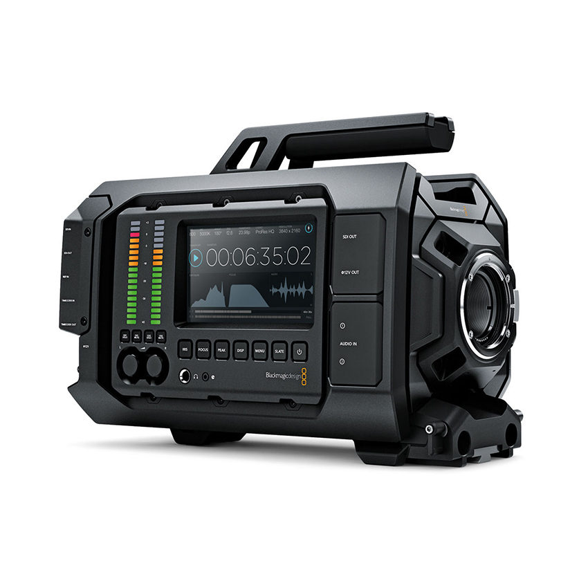 Blackmagic URSA 4K Cinema Camera EF