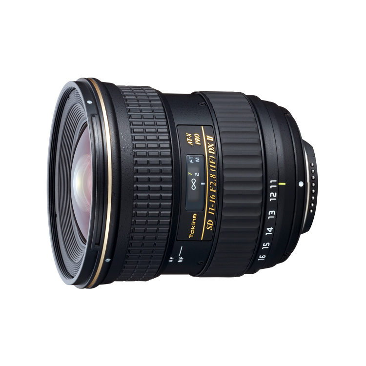 Foto van Tokina AT-X 11-16mm f/2.8 Pro DX II Sony objectief
