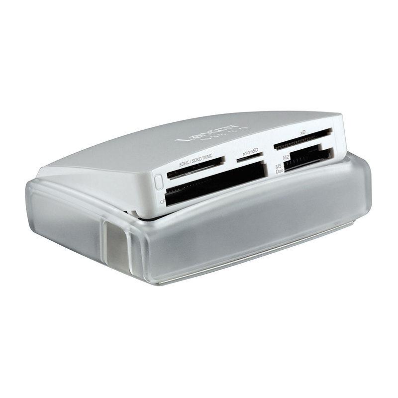Foto van Lexar 25-in-1 Multi Cardreader USB 3.0