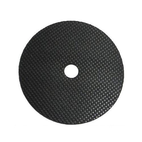 """Image of Caruba 60mm Rubber Dekplaat Zelfklevend met 3/8"""" gat voor Tripod / Bracket"""