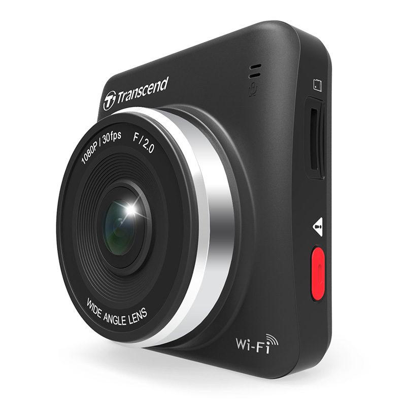 Foto van Transcend DrivePro 200 dashcam