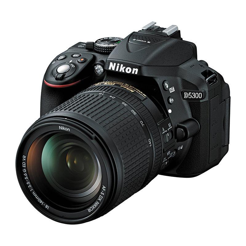 Nikon D5300 kopen 18-105 mm