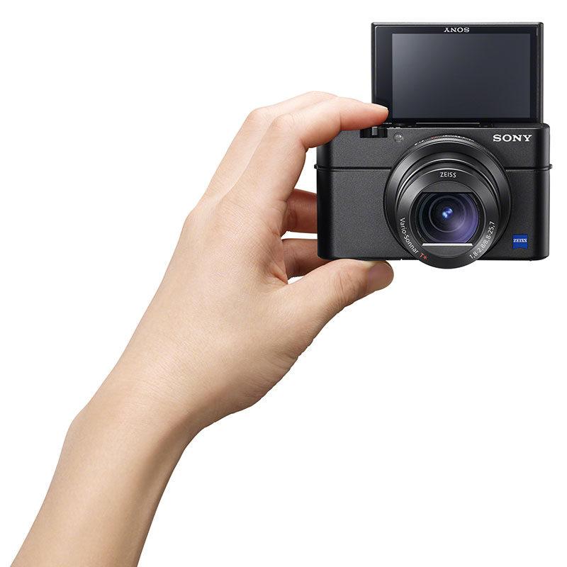 Sony cybershot dsc rx100 iii compact camera for Camera camera camera