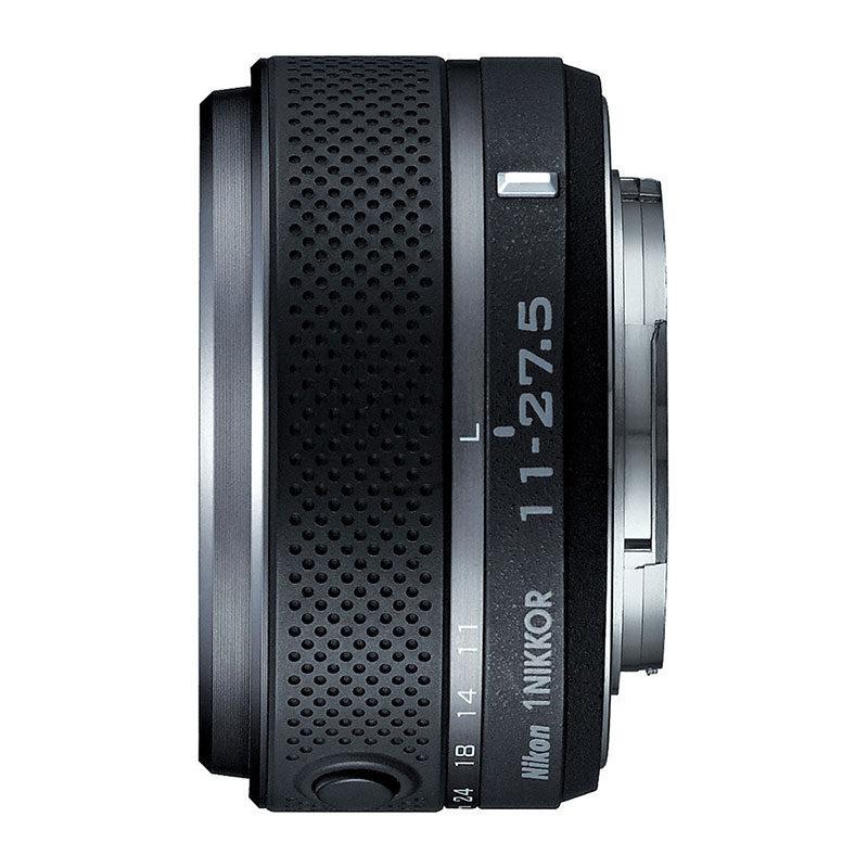1 Nikkor 11-27.5mm f/3.5-5.6 objectief Zwart