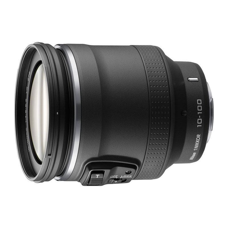 1 Nikon 10-100mm f/4.5-5.6 VR PD-Zoom Solo Zwart objectief