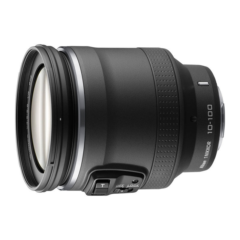 Foto van 1 Nikon 10-100mm f/4.5-5.6 VR PD-Zoom Solo Zwart objectief
