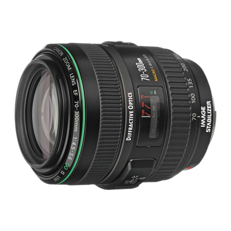Canon EF 70-300mm f/4.5-5.6 DO IS USM objectief