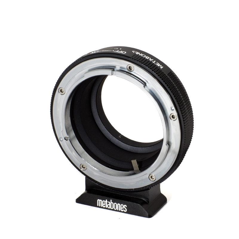 Metabones Canon FD Fuji X-Mount Adapter