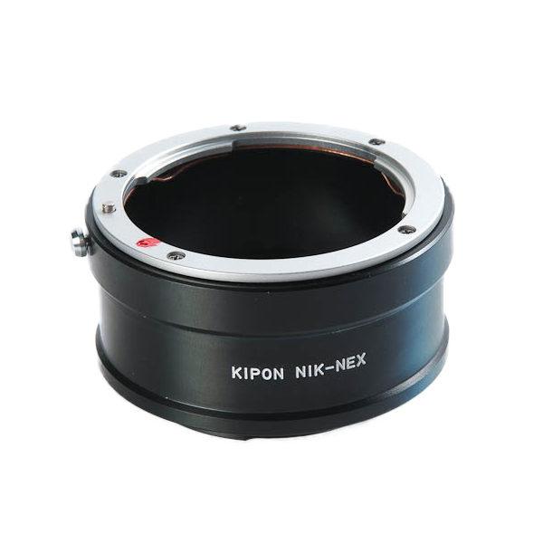 Kipon Lens Mount Adapter (Nikon naar Sony NEX)