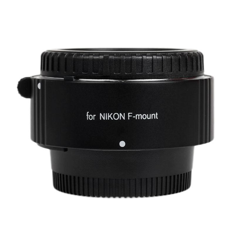 Caruba Extension Tube 25mm Nikon Chroom Caruba kopen