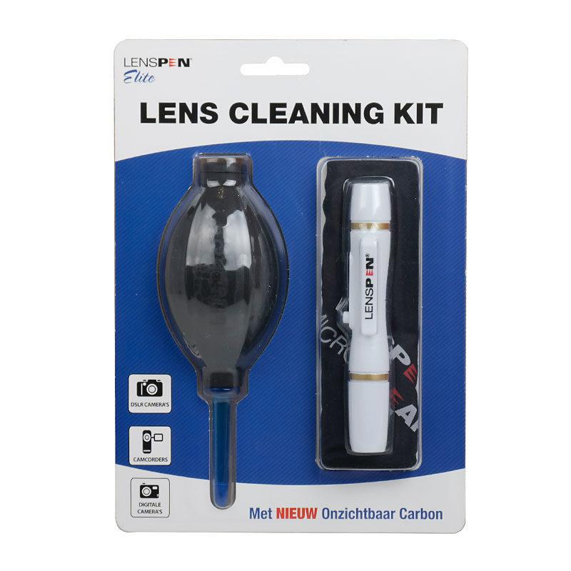 Foto van LensPen Elite Cleaning Kit