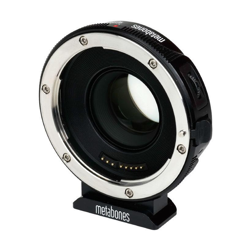 Metabones Canon EF - Blackmagic Pocket Cinema Camera Speed Booster