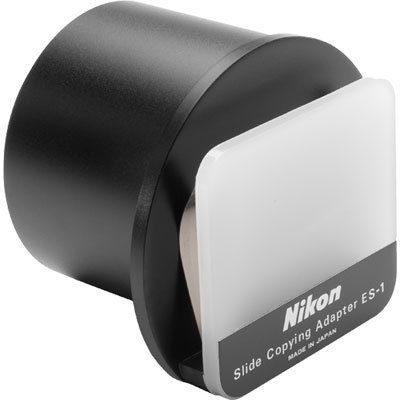 Foto van Nikon ES-1 Dia-kopieeradapter 52mm