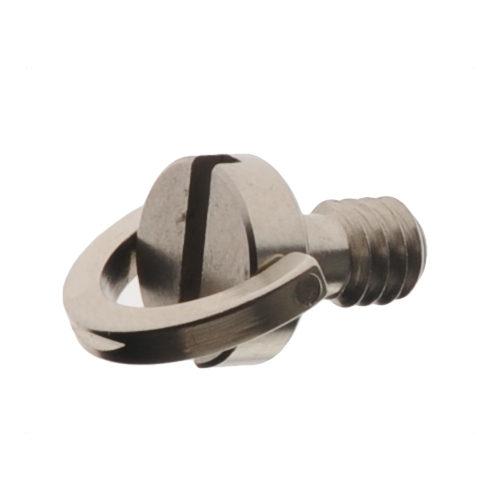"""Foto van Caruba 1/4"""" metalen schroef met D-Ring"""