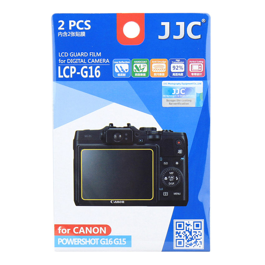JJC LCP-G16 Screenprotector