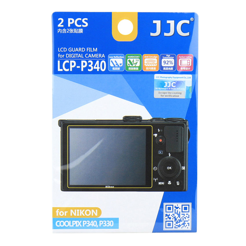 JJC LCP-P340 Screenprotector