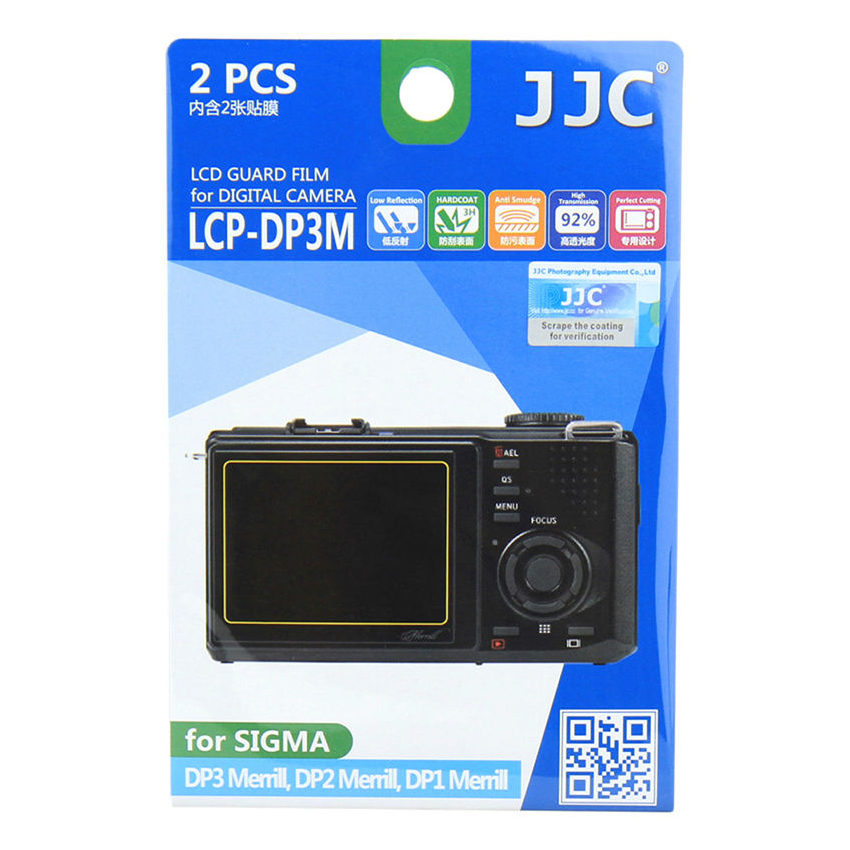JJC LCP-DP3M Screenprotector