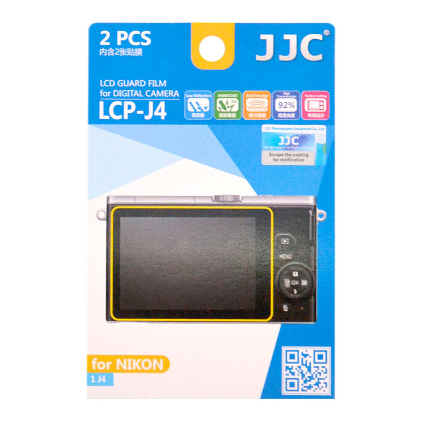JJC LCP-J4 Screenprotector
