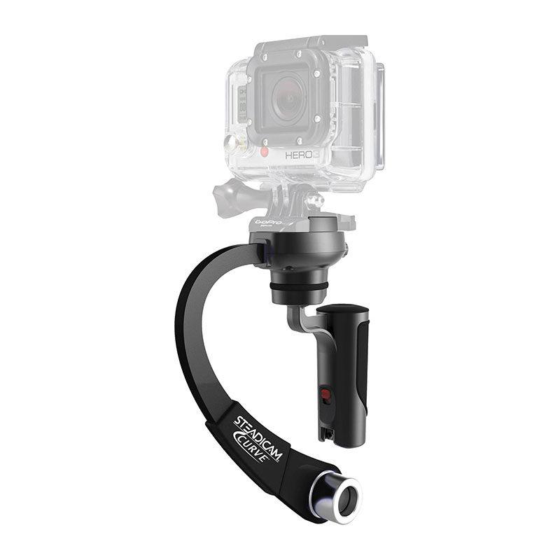Foto van Steadicam Curve for GoPro HERO Action Cameras Black
