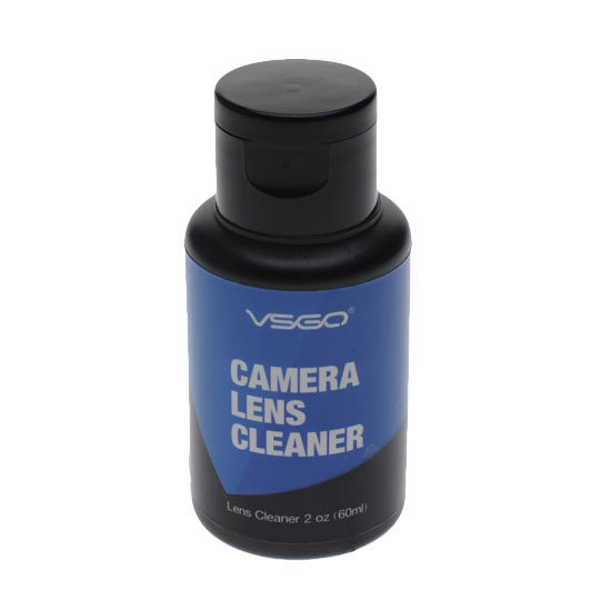 how to clean security camera lens