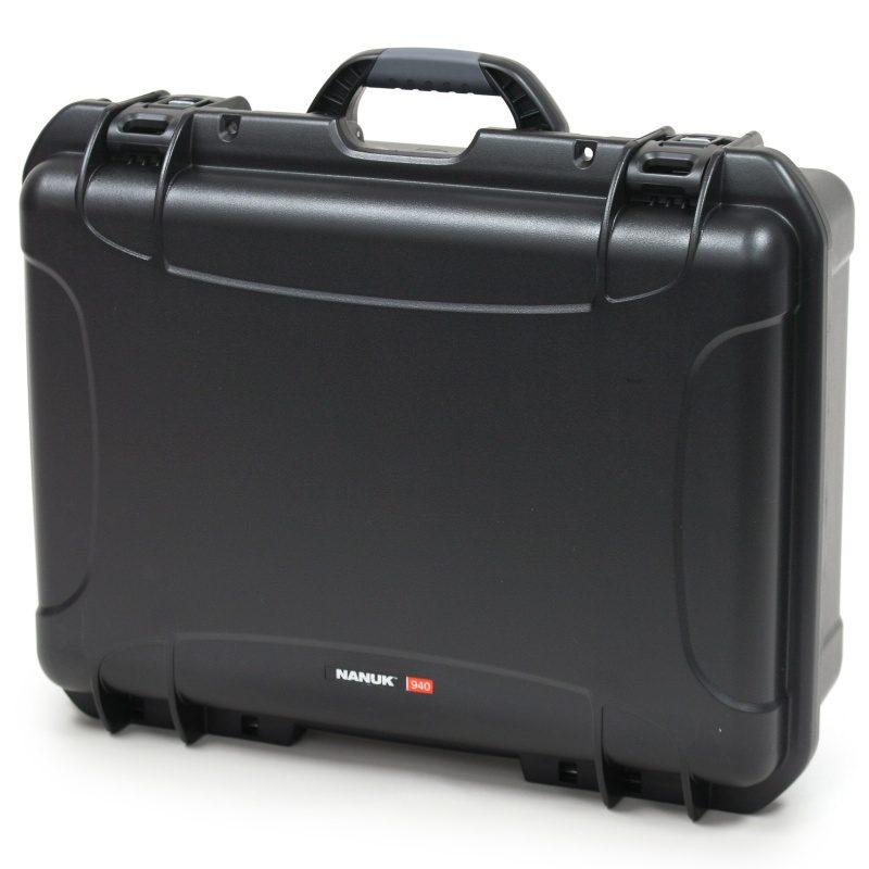 Foto van Nanuk Protective Case 940 DJI Phantom 2 koffer Zwart