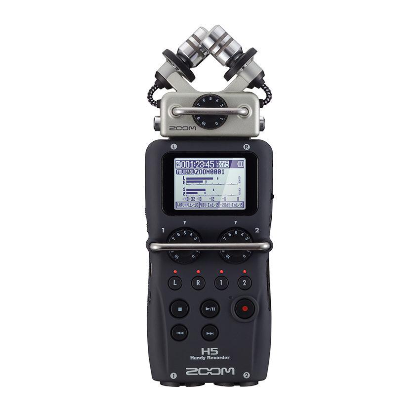 Foto van Zoom H5 Handy Recorder