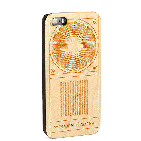 Wooden Camera iPhone 5 Case (Wooden Camera)