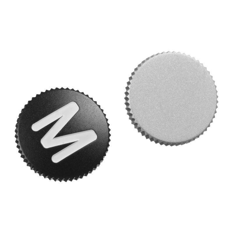 Leica Soft Release Button M 8mm Zwart