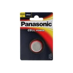 Image of 1 Panasonic CR 2430 Lithium Power