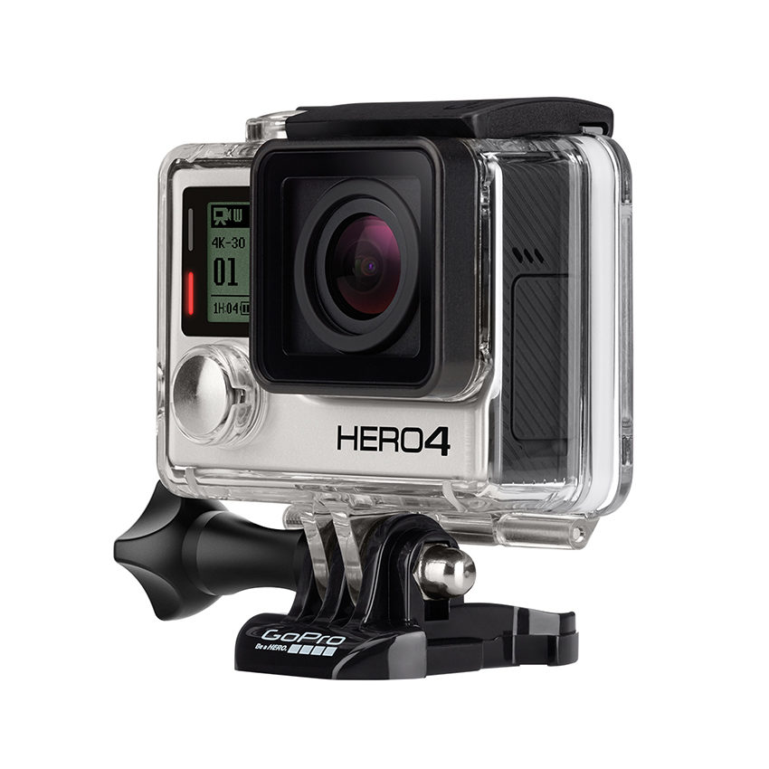 GoPro HD Hero 4 action cam Black Adventure kit