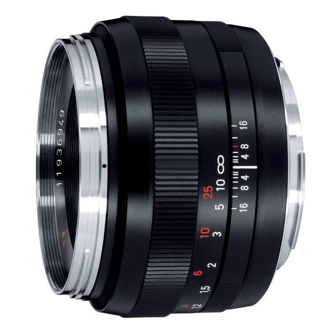Image of Carl Zeiss 50mm f 1.4 Planar T* ZE - voor Canon