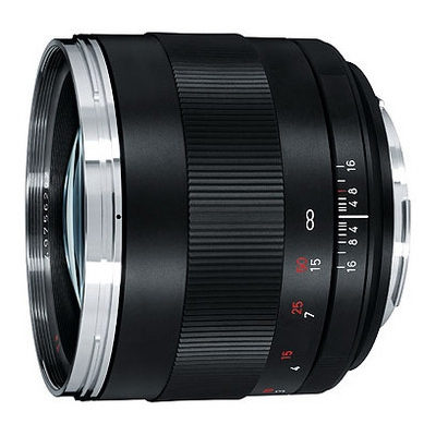 Image of Carl Zeiss 85mm f 1.4 Planar T* ZE - voor Canon