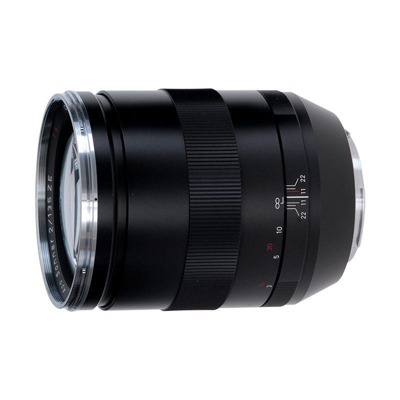 Image of Carl Zeiss 135mm f 2 Apo-Sonnar T* ZE - voor Canon