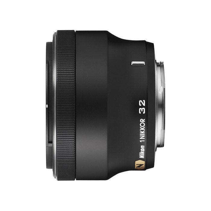 1 Nikon 32mm f/1.2 objectief Zwart