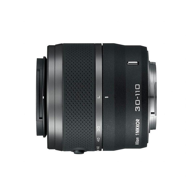 1 Nikon 30-110mm f/3.8-5.6 VR Solo objectief Zwart