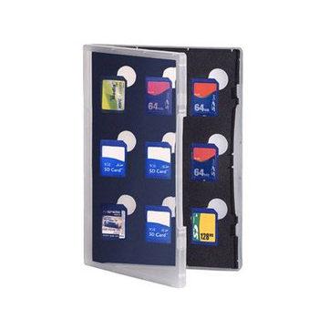 Foto van Gepe Card Safe Archivering Transparant (9 SD)