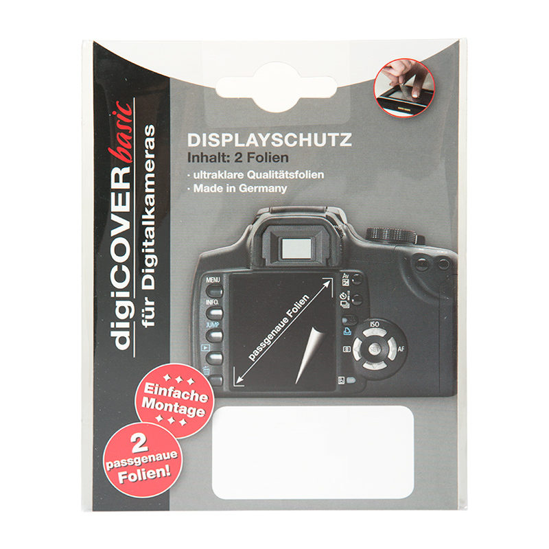 Image of DigiCover Canon EOS 100D