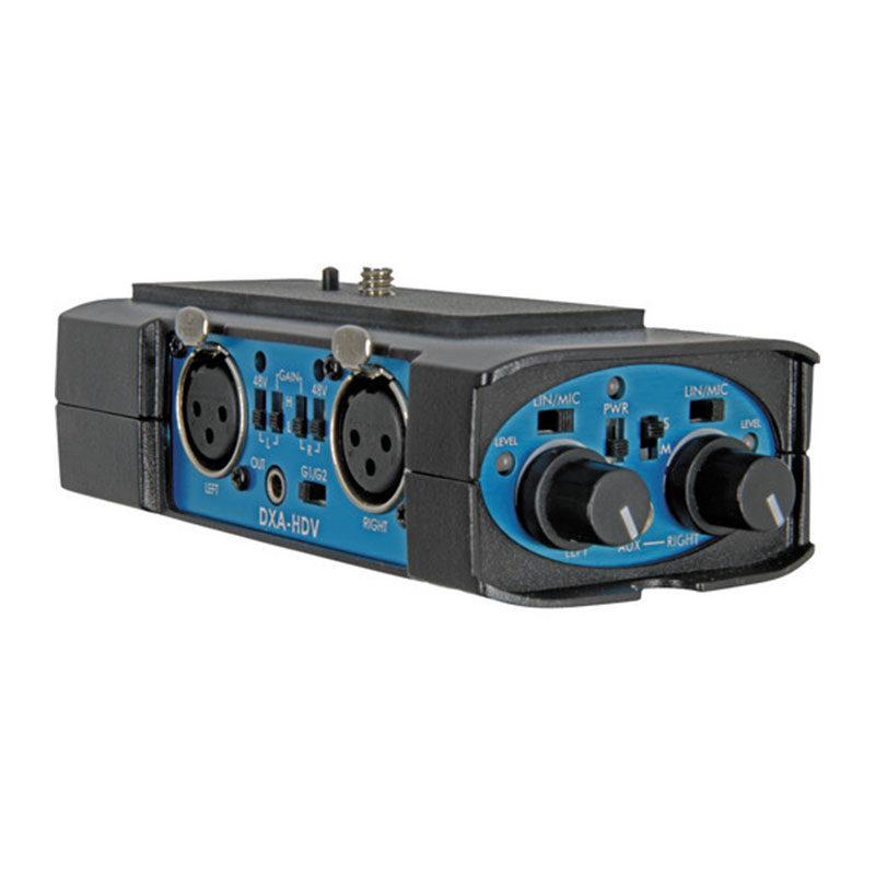 Foto van Beachtek DXA-HDV High Performance Camcorder Adapter