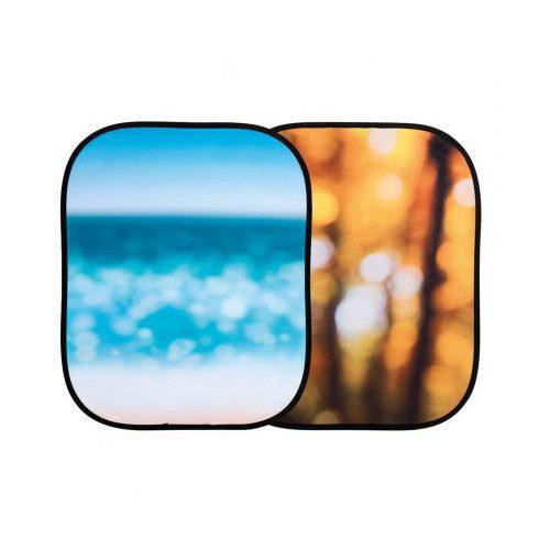 Foto van Lastolite Collapsible Out Of Focus Seascape / Autumn 120x150cm