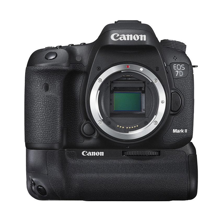 Canon EOS 7D Mark II DSLR Body + BG-E16 Battery Grip <br/>€ 1349.00 <br/> <a href='https://www.cameranu.nl/fotografie/?tt=12190_474631_241358_&r=https%3A%2F%2Fwww.cameranu.nl%2Fnl%2Fp593675%2Fcanon-eos-7d-mark-ii-dslr-body-bg-e16-battery-grip%3Fchannable%3De10841.NTkzNjc1%26utm_campaign%3D%26utm_content%3DEOS%2Bspiegelreflex%26utm_source%3DTradetracker%26utm_medium%3Dcpc%26utm_term%3DDigitale%2Bcamera%26apos%3Bs' target='_blank'>naar de winkel</a>