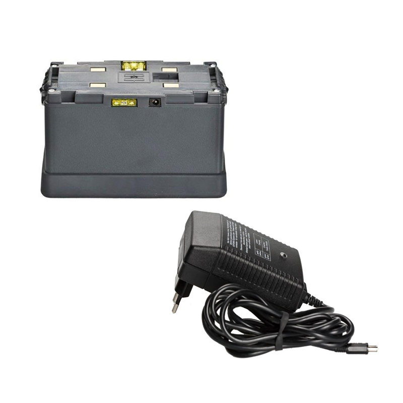 Foto van Elinchrom Battery Lead + Charger Lead Multivoltage Set