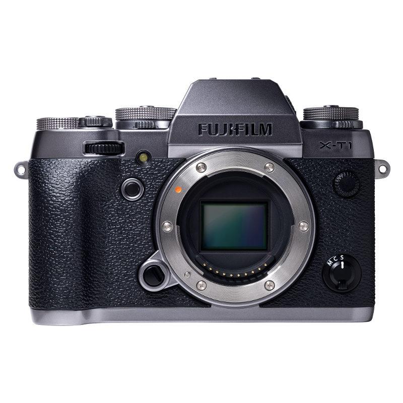 Fujifilm X-T1 systeemcamera Body Graphite Silver Edition