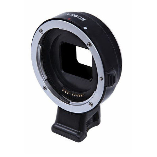 Kooka Mount Adapter Canon EOS Sony NEX Chroom Pro